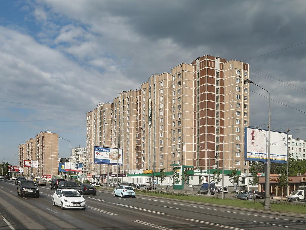 Moskau, Serie P55, 1978 (Erstgenehmigung) (Foto: © Philipp Meuser)