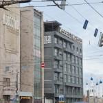 "Moskau, Redaktionshaus ""Izvestija"" (1927) (Bild: Vladimir Jarockij)"
