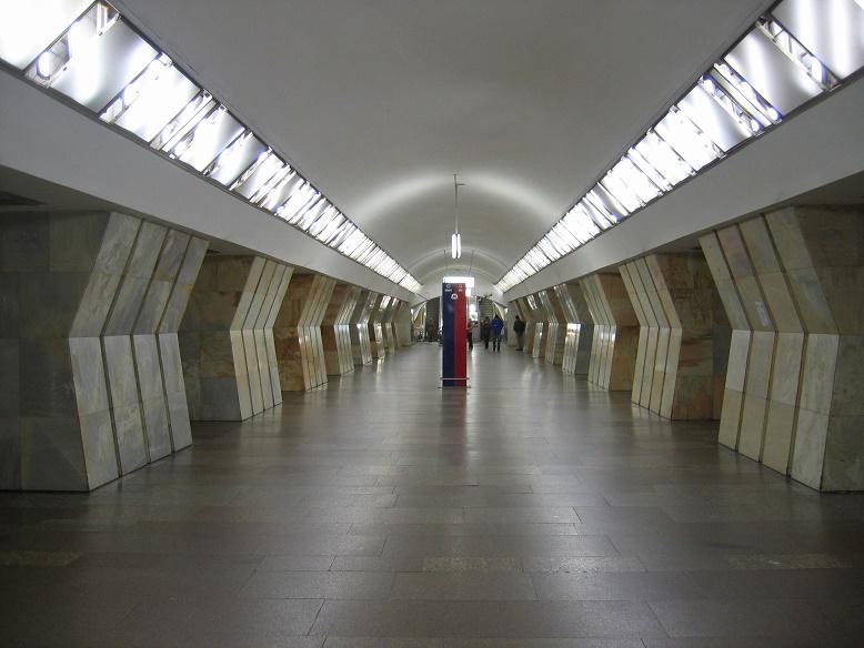 """Moskau, Metrostation """"Sukharevskaja"""" (Bild: A. Savin, CC BY SA 3.0)"""