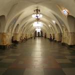 """Moskau, Metrostation """"Taganskaja"""" (Bild: A. Savin, CC BY SA 3.0)"""