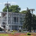 """Moskau, Pavillon 15 """"Azerbajdžan"""" (1939) (Bild: Vladimir Jarockij)"""