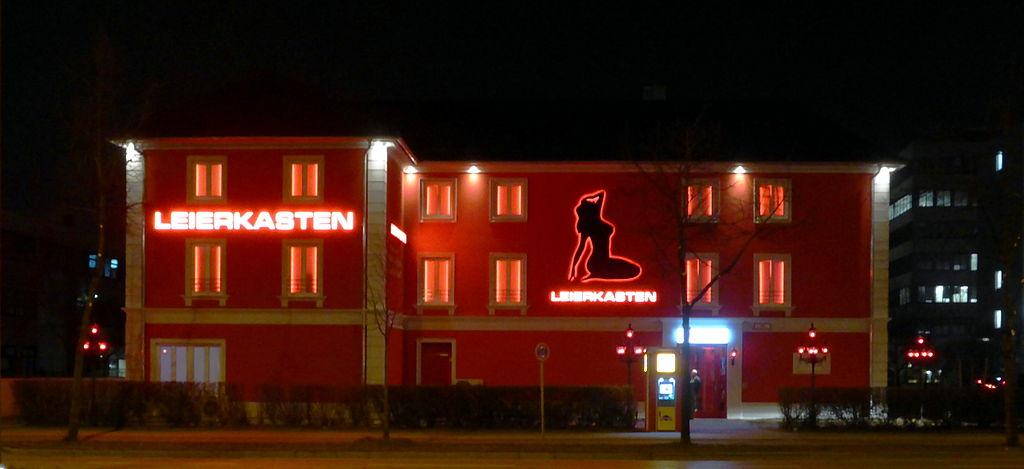 München, Leierkasten (Bild: Aisano, CC BY SA 3.0, 2015)