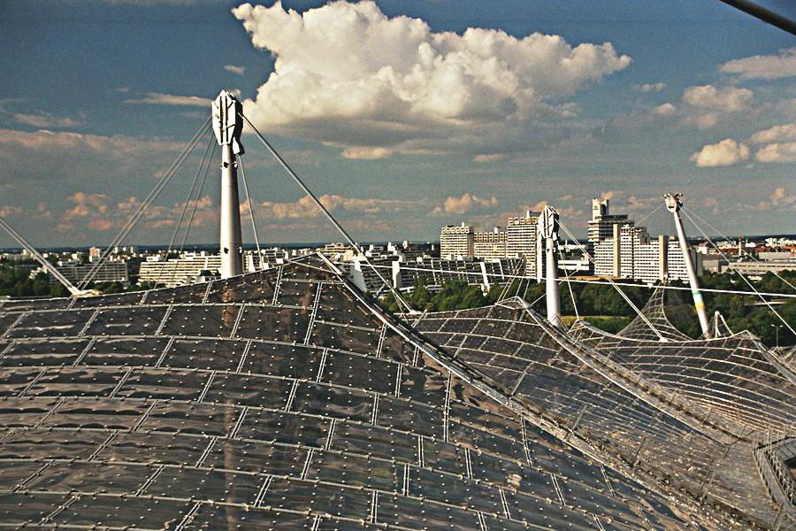 München, Olympisches Dorf (Bild: Sansculotte, CC BY SA 2.0)