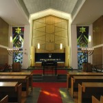 Münster, Synagoge, 1961 (Bild: U. Knufinke)
