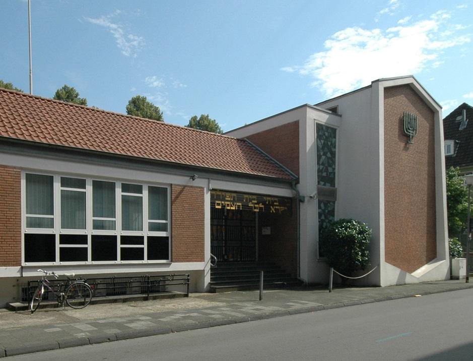 Münster, Synagoge (Bild: U. Knufinke)