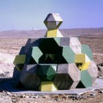 Negev, Synagogue, 1970 (Copyright: Zvi Hecker)