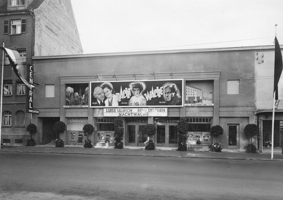 Neu-Ulm, Eröffnung des Filmpalastes Augsburger Tor (Bild: Stadtarchiv Neu-Ulm)
