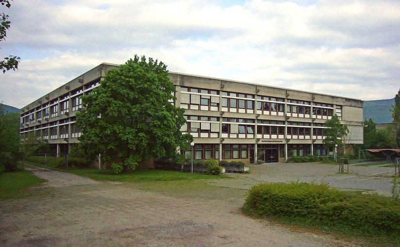 Neustadt, Kurfürst-Ruprecht-Gymnasium (Bild: Mundartpoet, CC0)