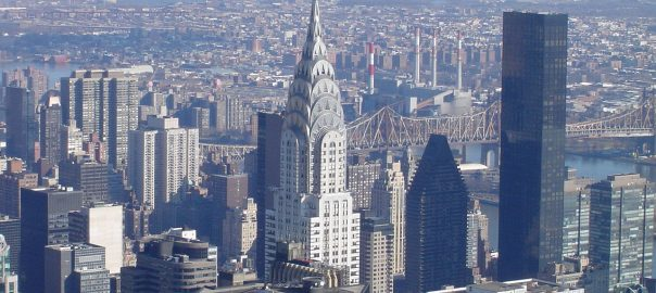 New York, Chrysler Building (Bild: Joris, CC BY SA 3.0)