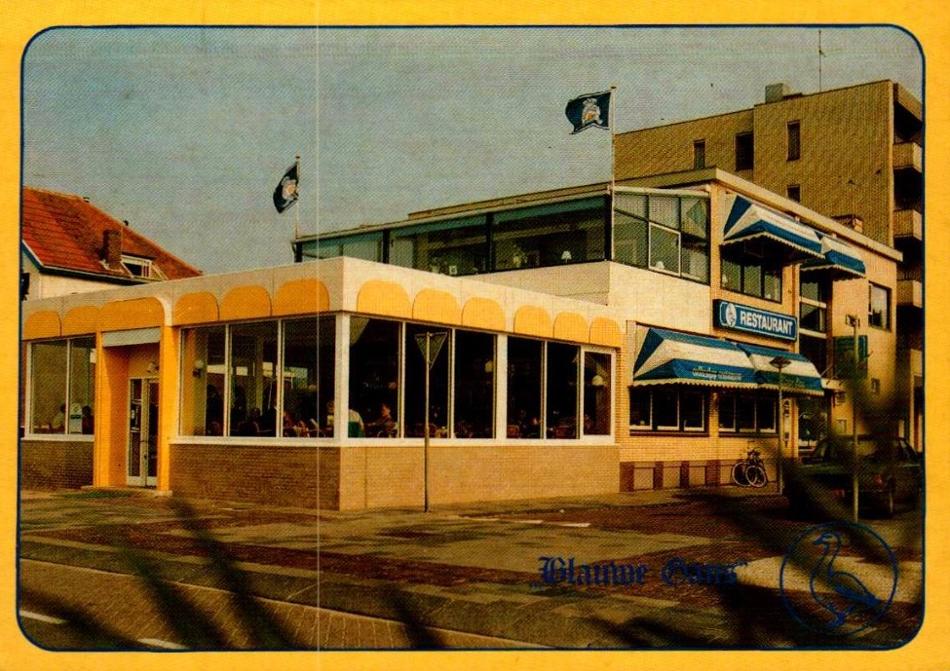 Noordwijk aan Zee (Bild: historische Postkarte)