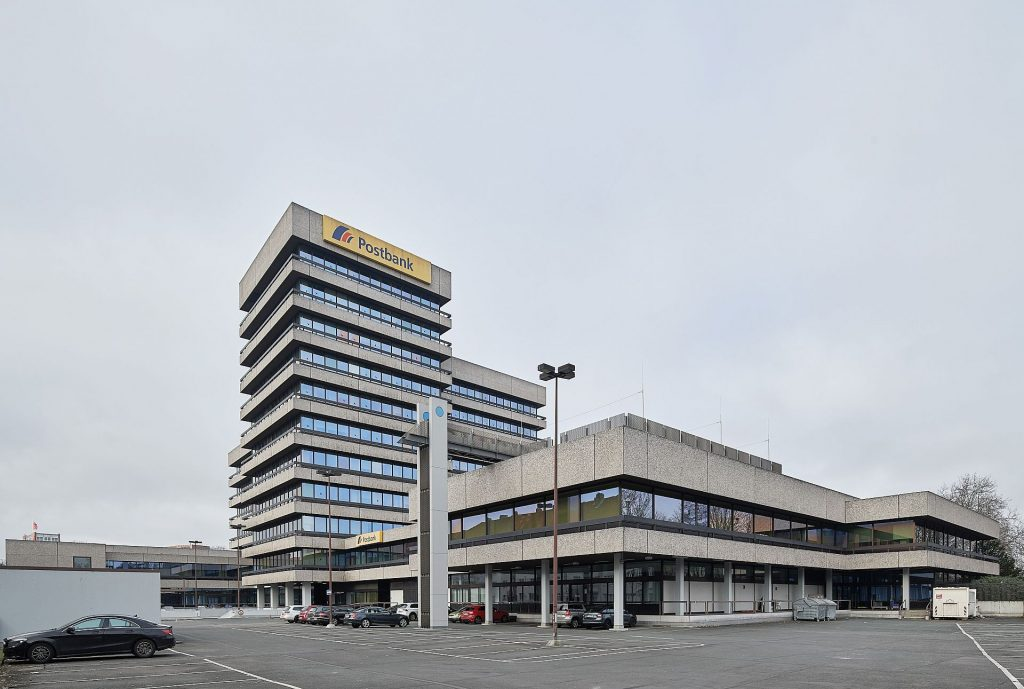 Hannover, Postbank (Bild: Olaf Mahlstedt)