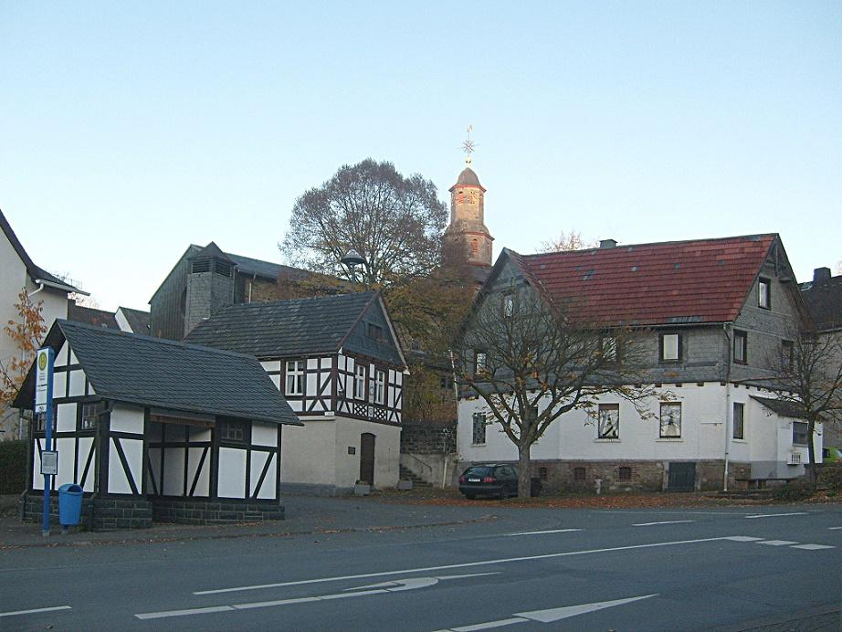 Obereisenhausen, Evangelische Kirche (Bild: Matthias Ludwig)