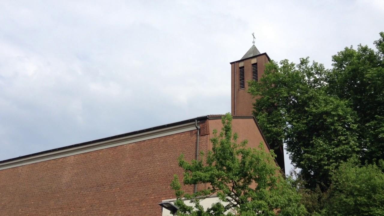 Oberhausen, St. Johannes Evangelist (Bild: youtube-Still)