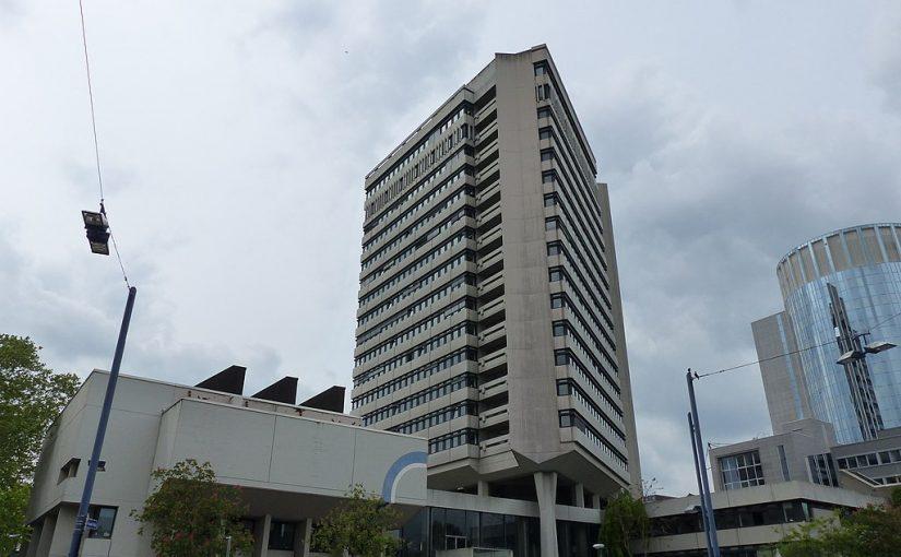 50 Jahre Rathaus Offenbach