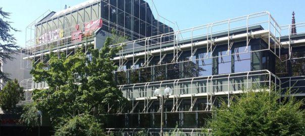Offenburg, Sparkasse (Bild: Daniel Bartetzko)