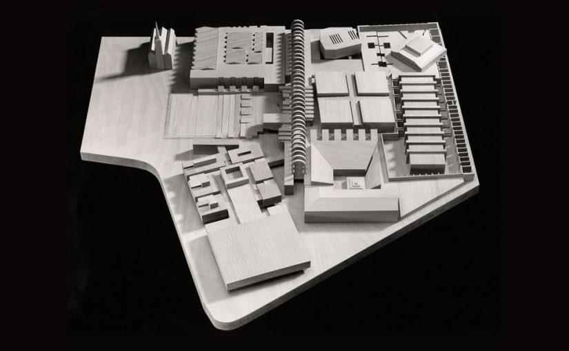 Oswald Mathias Ungers - Entwurf 1964 (Bild: Ungers Archiv für Architekturwissenschaft)