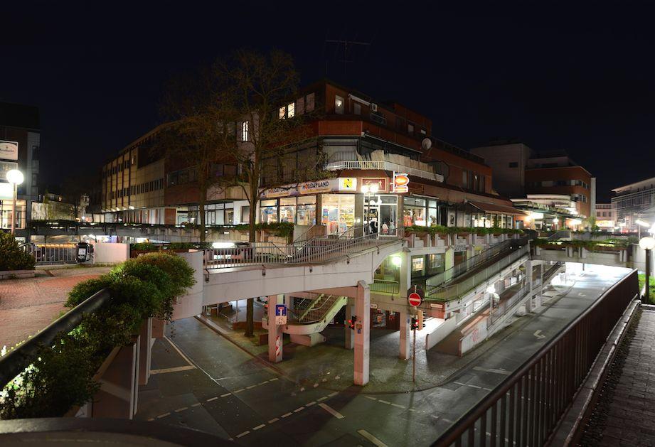 Paderborn, Königsplätze; Krokodil (Bild: Jürgen Steffens)