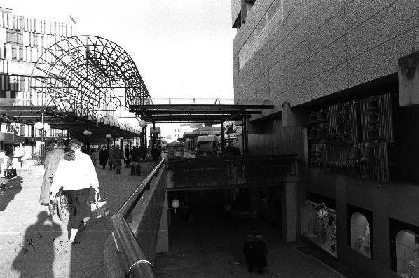 Paderborn, Königs-Ecke Westernstraße, 1985 (Copyright: Stadtarchiv Paderborn)