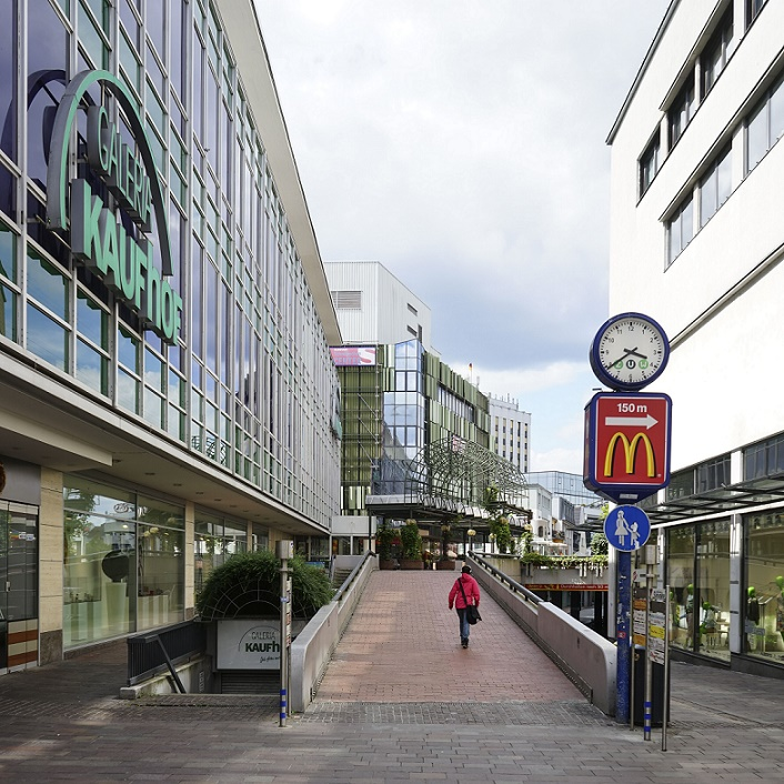 Paderborn, Königsplätze (Bild: Jan Kampshoff)