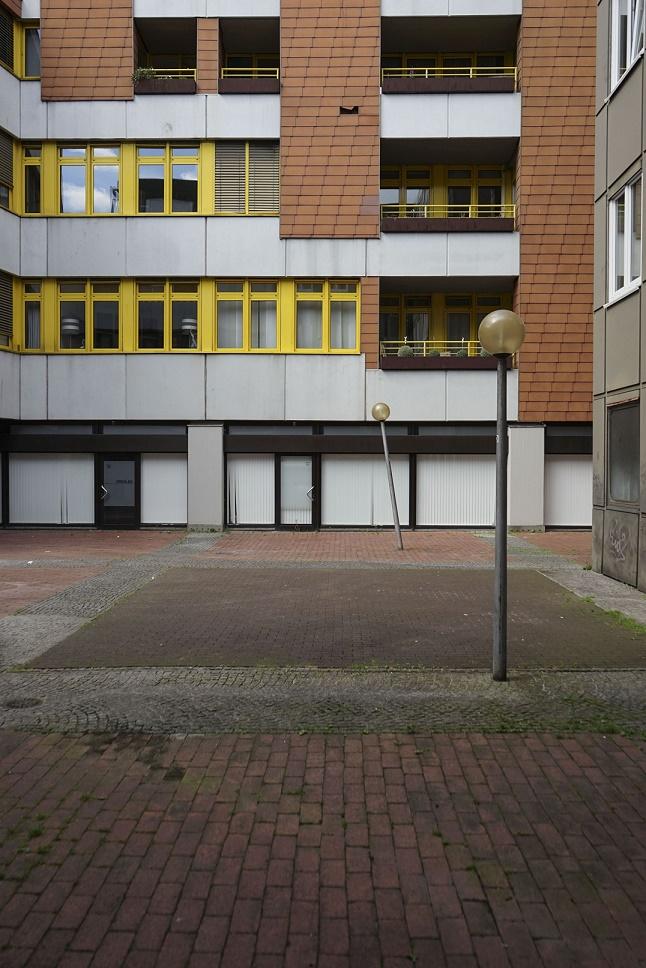 Paderborn, Königsplätze, Detail (Bild: Jan Kampshoff)