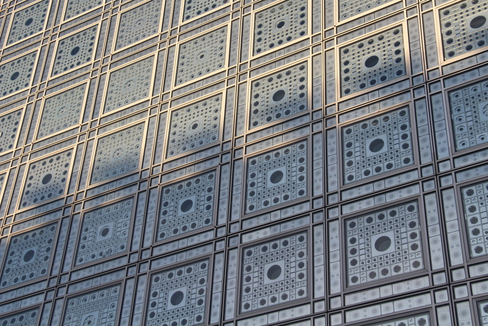 Paris, Institut du Monde Arabe (Bild: Fred Romero, CC BY 2.0, via flickr.com)