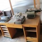 Vergangener Büroalltag (Bild: D. Bartetzko)