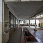 Und die Halle ward wüst und leer ... Werkstatt 2015 (Bild: Stephan Lindloff)