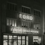 Der Höhepunkt: Nach der Renovierung 1954 dominieren Fensterbänder und Neon-Schriftzüge (Bild: O. Hausmann)