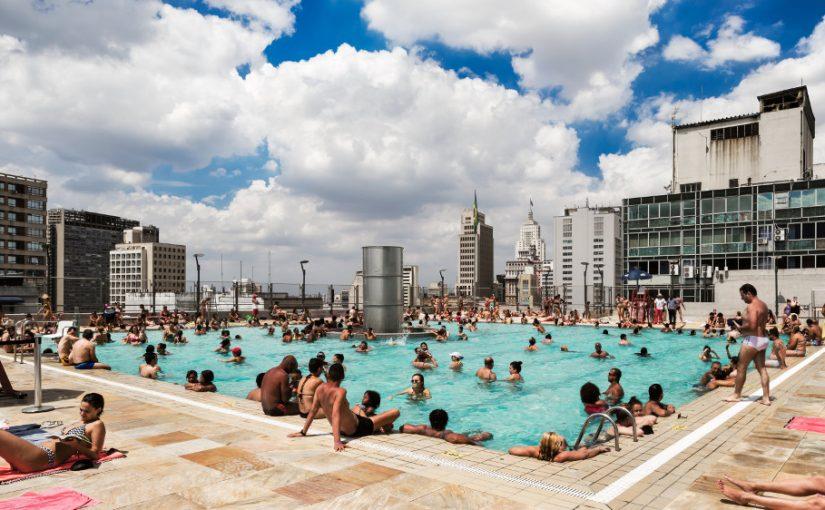 Paulo Mendes da Rocha und MMBB Architekten: SESC 24 Maio, São Paulo, Brasilien, 2017 (Bild: © Foto: Ana Mello)