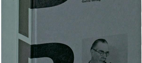 Peter Behrens in eigenen Worten - auf 1150 Seiten! (Bild: Verlag)