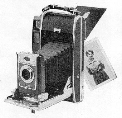 Polaroid 900 (Bild: Jean-Jaques MILAN)