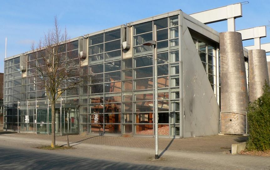 Hannover, Expo-Gelände, ehhemaliger Polnischer Pavillon (Bild: AxelHH, GFDL oder CC BY SA 3.0)