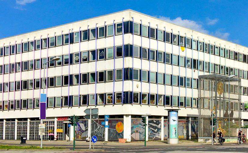 Potsdam: das Rechenzentrum feiern