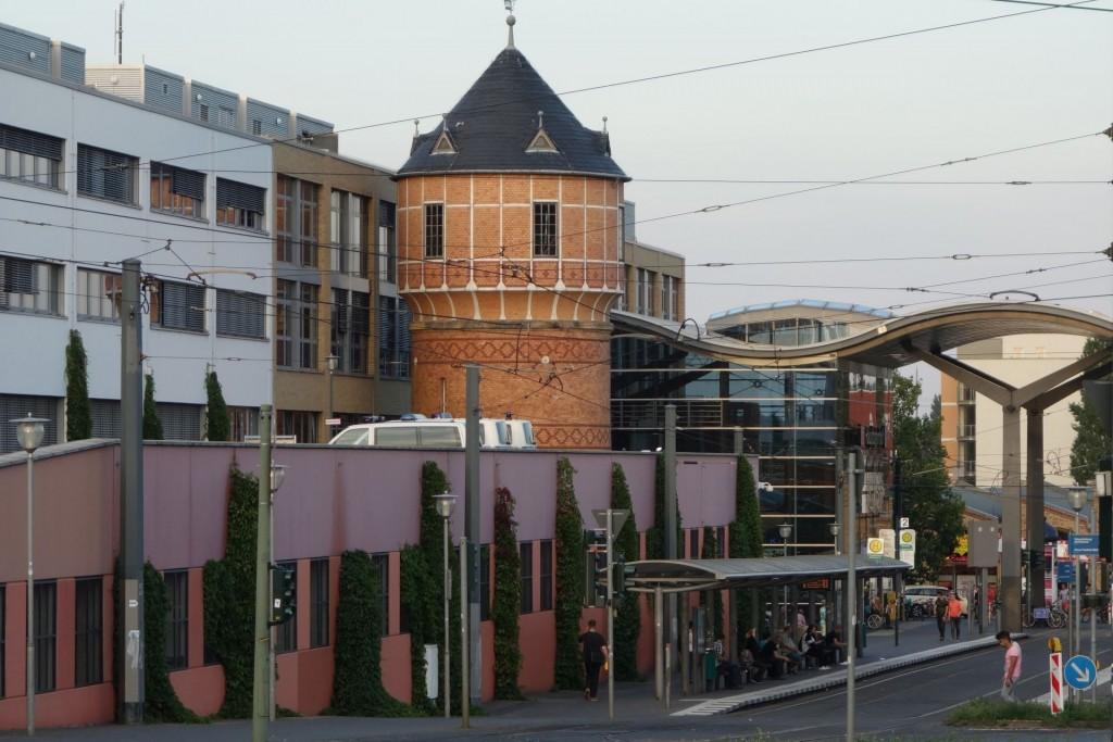 Potsdam, Bausünde (Bild: Turit Fröbe)