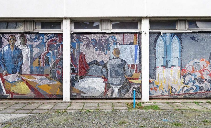 ÜBER ECK: Das bunte Erbe der DDR