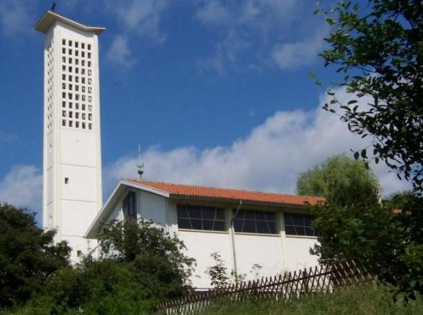 Quierschied-Lasbachtal, Ev. Kirche (Bild: saarbruecken.de)