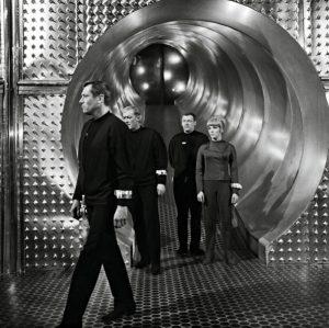 """""""Raumpatrouille - Die Phantastischen Abenteuer des Raumschiffes Orion"""", BRD, 1966 (Copyright: Bavaria GmbH)"""