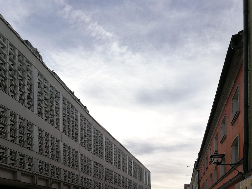 Regensburg, Kaufhof-Gebäude (Bild: Fabian Schmerbeck)