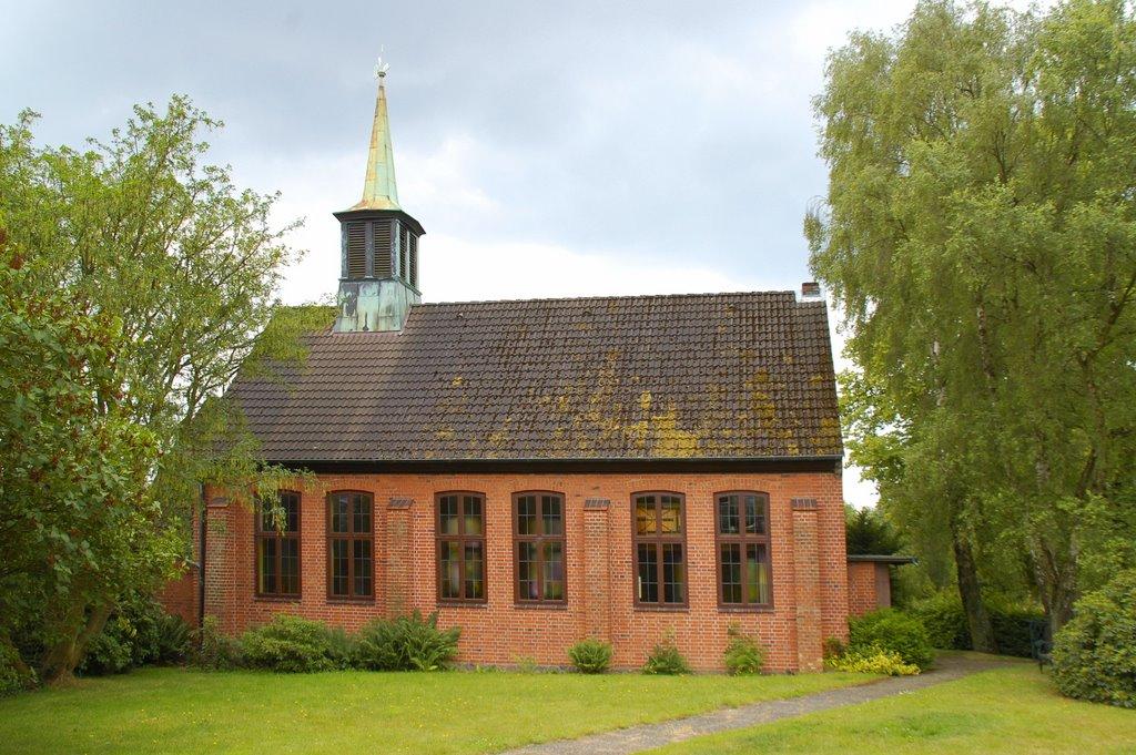 Reinbek-Ohe, St. Michaelskapelle (Bild: Werner Menken, via mapio.de)