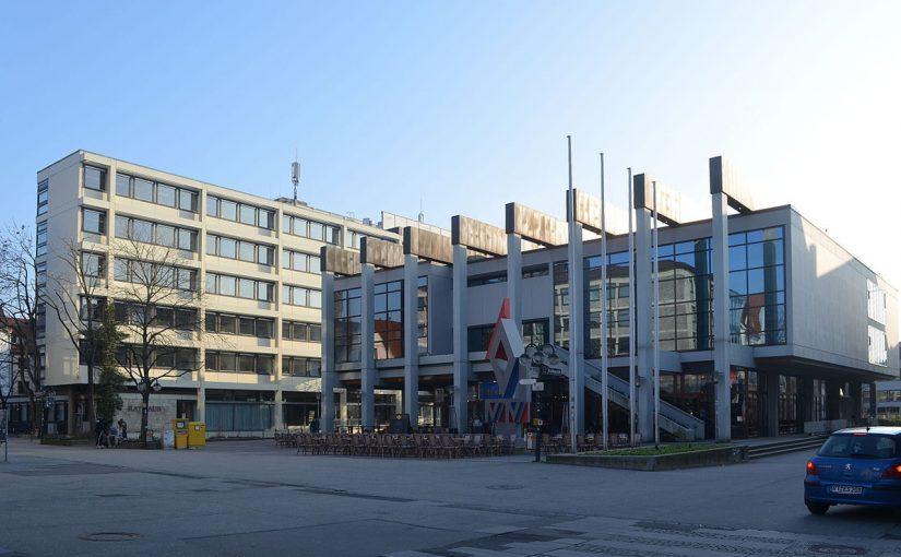 Reutlingen, Rathaus (Bild: Greencherry, CC BY SA 4.0)
