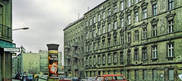 Robert Conrad, Berlin Stardarder Straße/Lychener Straße, 1992 (Bild: Robert Conrad)