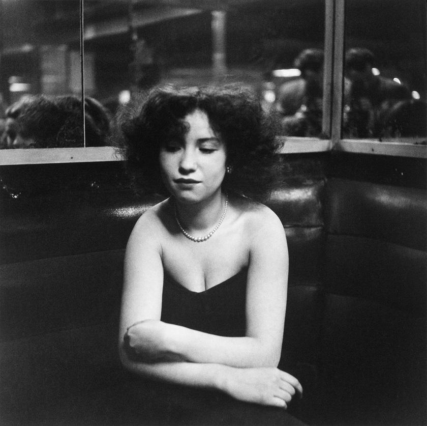 Robert Doisneau, Mademoiselle Anita, 1951 (© Atelier Robert Doisneau, 2016)