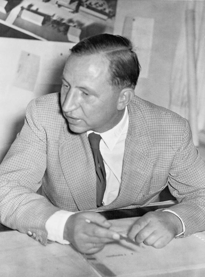 Roland Rainer (Bild: Privatarchiv)