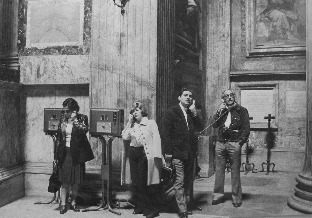 Rom, 1983 (Bild: Archiv H. W. Peuser)