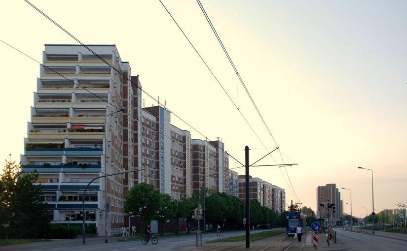 Rostock-Everhagen, Bertolt-Brecht-Straße (Bild: Florian Koppe, CC BY-SA 3.0)