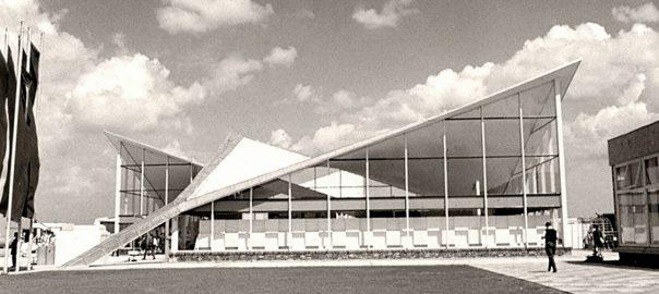 Rostock, Messehalle (Bild: Müther-Archiv)