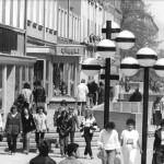 Brühlboulevard (Bild: Bundesarchiv Bild 183-N0516-0021, CC BY SA 3.0.de, Foto: Wolfgang Thieme)