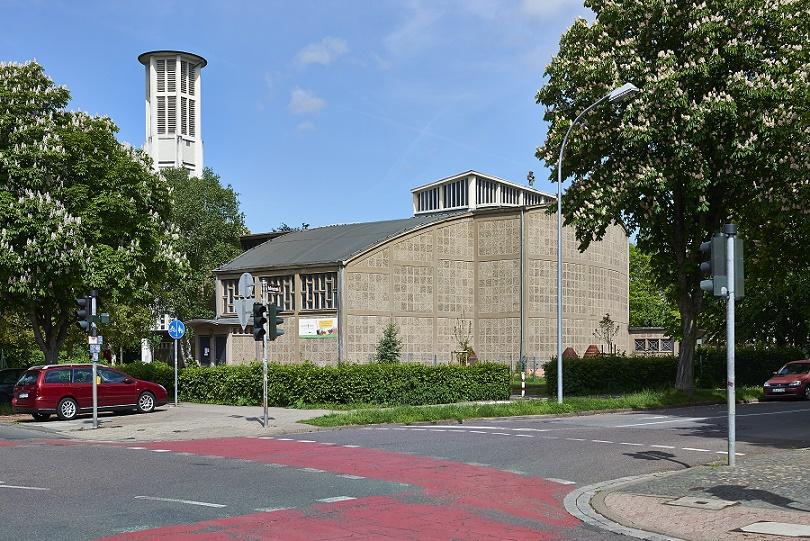 Saarbrücken, St. Elisabeth (Bild: Marco Kany, 2015)