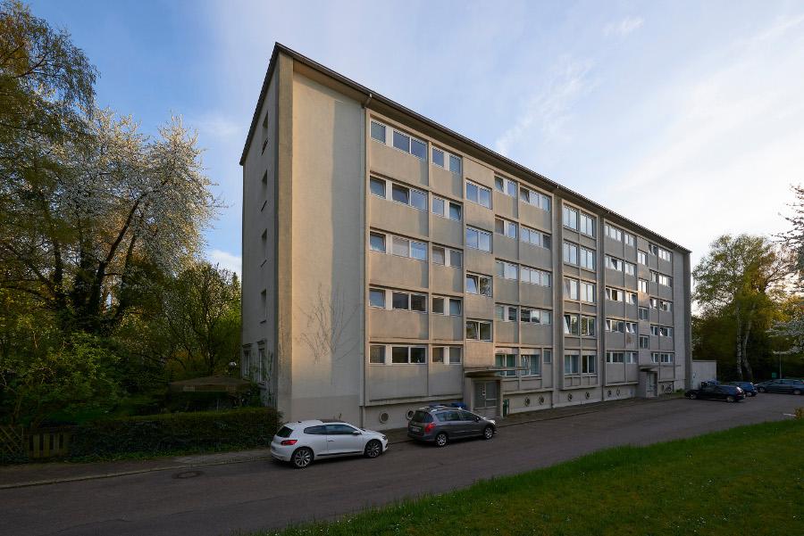 Saarbrücken-Bruchwiese, Wohnhäuser für Professoren (Bild: Marco Kany)