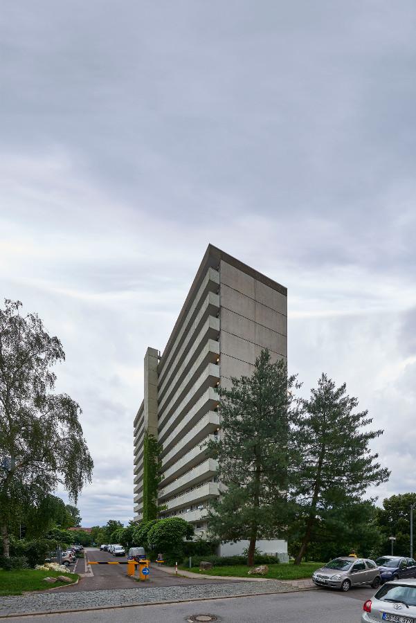 Saarbrücken-Rodenhof, Hochhauser Camus-Dietsch (Bild: Marco Kany)
